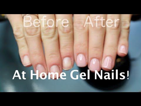 Diy at home gel nail polish youtube diy at home gel nail polish solutioingenieria Images