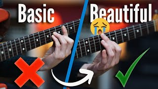 BEAUTIFUL 'EMOTIONAL' CHORDS! (everyone should know)