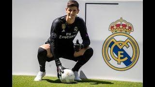 Thibaut Courtois ● Defensive Skiils ● Presentation To Real Madrid