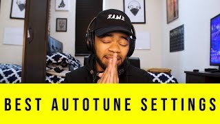 How to get the best autotune settings