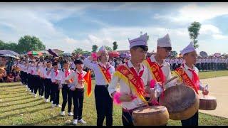 Nghi Thức Đội Hè 2019 - Biểu Diễn Đội Thiếu Niên Thôn 2, Xã Hoằng Thành