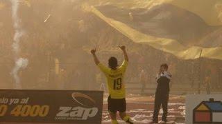 Ali Manouchehri en Coquimbo Unido VS Temuco ( Coquimbo Campeon)