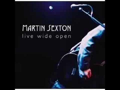 Martin Sexton - Thinking About You (Live Wide Open)