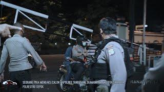 Polisi Gadungan Ngaku Komisaris Besar, Bawa - Bawa Nama Jenderal