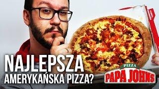 NAJLEPSZA AMERYKAŃSKA PIZZA? #Tłustyczwartek