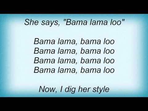 Little Richard - Bama Lama Bama Loo Lyrics