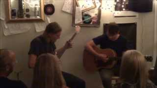 Jon Middleton and Dave Lang at Victoria House Concert B: Kingsport Town (Bob Dylan cover)
