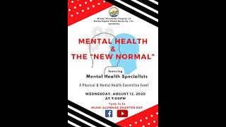 Physical and Mental Health {Mental Health Forum}