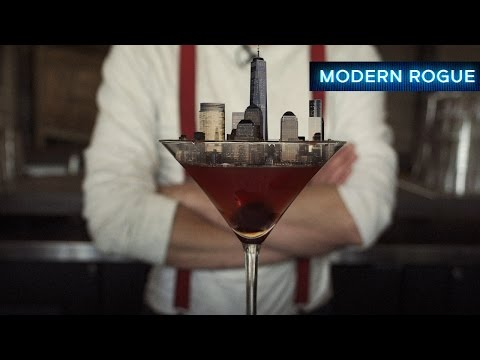 Рецепт Making the Perfect Manhattan