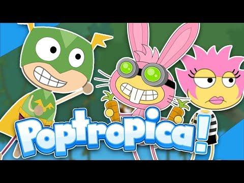 POPTROPICA: The BEST Online Game! - Diamondbolt