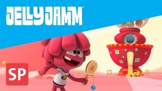 Jelly Jamm Dibujos Animados. Castillo Encantado (T01 - Ep26) Especial Halloween