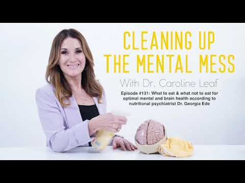 Podcast 131: The best diet for mental and brain health according to a nutritional psychiatrist