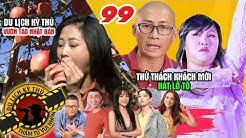 NHỮNG THÁM TỬ VUI NHỘN #99 UNCUT | Liêu Hà Trinh ngất trong vườn táo - Thiên Vương MTV hát lô tô