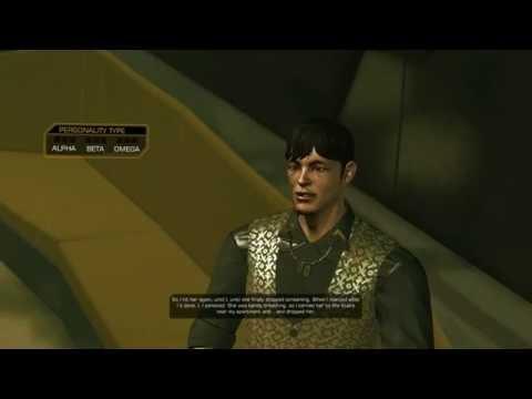 Deus Ex: Human Revolution 8 Shanghai Justice