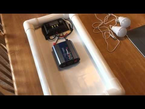 Easy to Build DIY Portable Energy Generator Solar