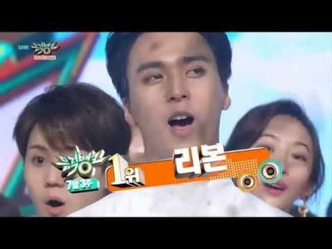 160715 Beast Son Dongwoon Music Bank MC Cut