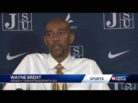 Jackson State Extends Both Head Basketball Coaches' Contracts