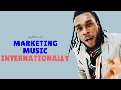 Marketing Music Internationally