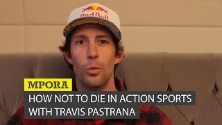 Travis Pastrana - How Not To Die In Action Sports
