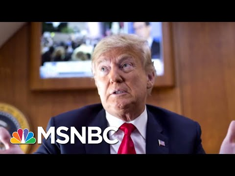 From Russia With Love: Donald Trump Sought Business In Moscow For Years | The 11th Hour | MSNBC