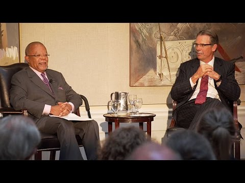 Henry Louis Gates in conversation with Glenn Hutchins