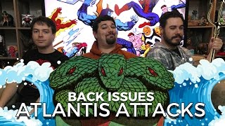 Atlantis Attacks from Marvel Comics