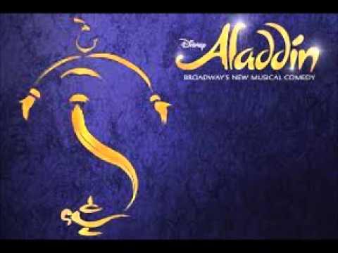Disneys Aladdin The Broadway MusicalGenie Medley