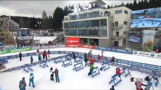 MS Biatlon 2013: Stíhací závod muži 12,5km- NMNM