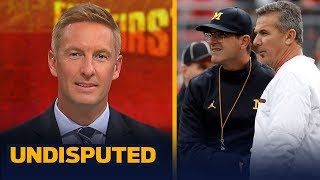 Joel Klatt joins Skip and Shannon to break down Michigan vs Ohio State | CFB | UNDISPUTED