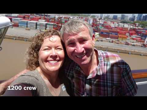 Life on the Emerald Princess