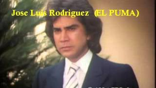 JOSE LUIS RODRIGUEZ - EL PUMA - EL TIEMPO SE NOS VA