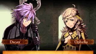Fire Emblem Fates: Revelations - Dwyer and Ophelia Support Love Story