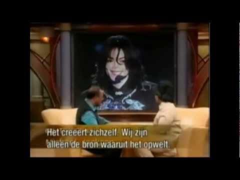 ♥Michael Jackson♥ Quincy on Oprah , MJ (aka Smelly) on phone