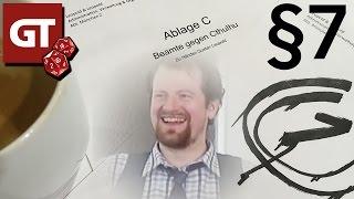 Thumbnail für GameTube Pen & Paper: Ablage C: Beamte gegen Cthulhu #7 - Fazit