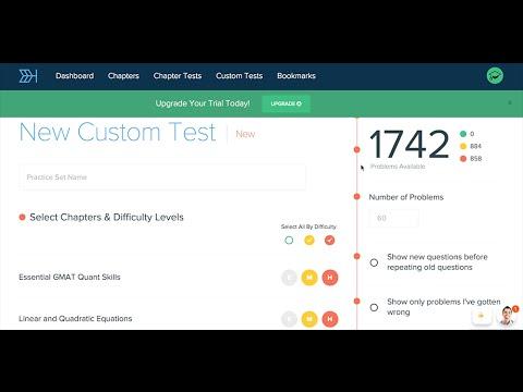 GMAT Prep | Target Test Prep - SNEAK PEEK
