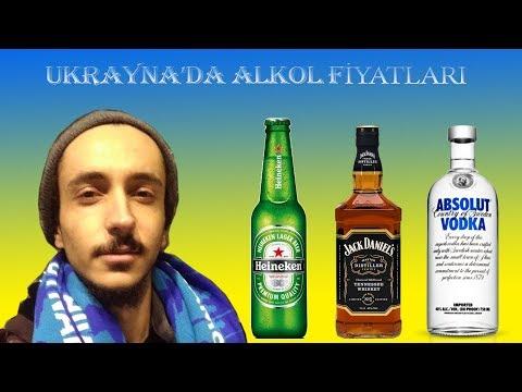 UKRAYNA'DA ALKOL FİYATLARI ( 2 TL YE BİRA?)