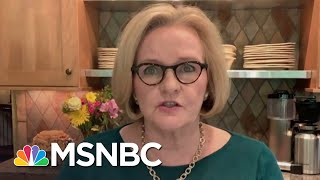 McCaskill: Putin Is Involved In U.S. Politics Again Thanks To 'Donald Trump And His Minions' | MSNBC
