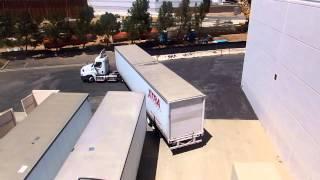 Truck reverse