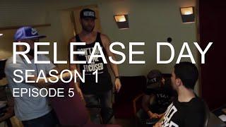 Release Day - Die vierte Woche - Recording mit Snaga und Flaze