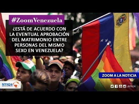 Matrimonio In Venezuela : Avanzará venezuela hacia el matrimonio igualitario? youtube