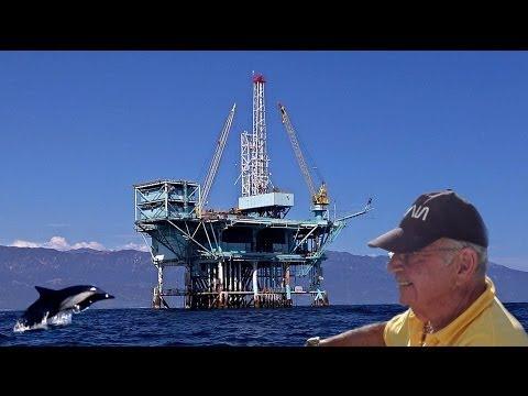 Santa Barbara Offshore Oil Platform C
