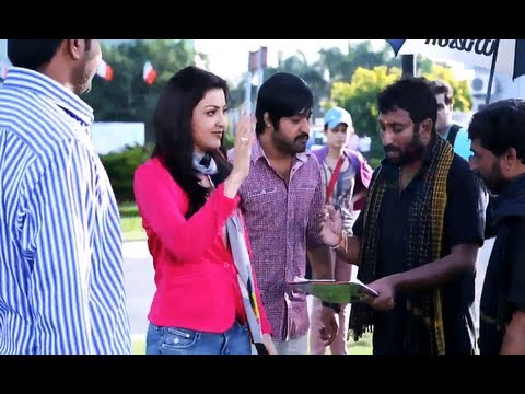 Baadshah Action And Comedy Making Video HD - Parameswara Channel - Ntr , Kajal Aggarwal