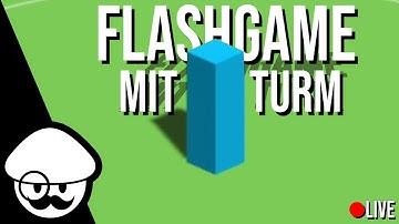 Flashgame mit Turm
