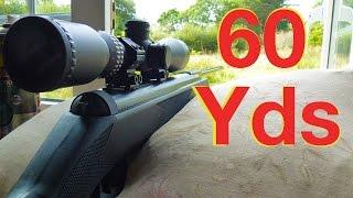 Shooting At 60 Yards: SMK SYNSG 1080P!