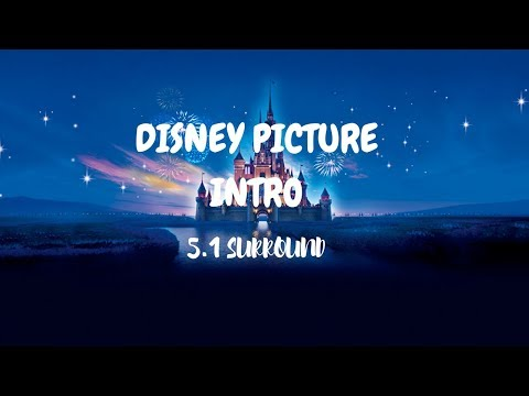 3D DISNEY PICTURES INTRO WITH 5.1 SURROUND ( link in the discription )