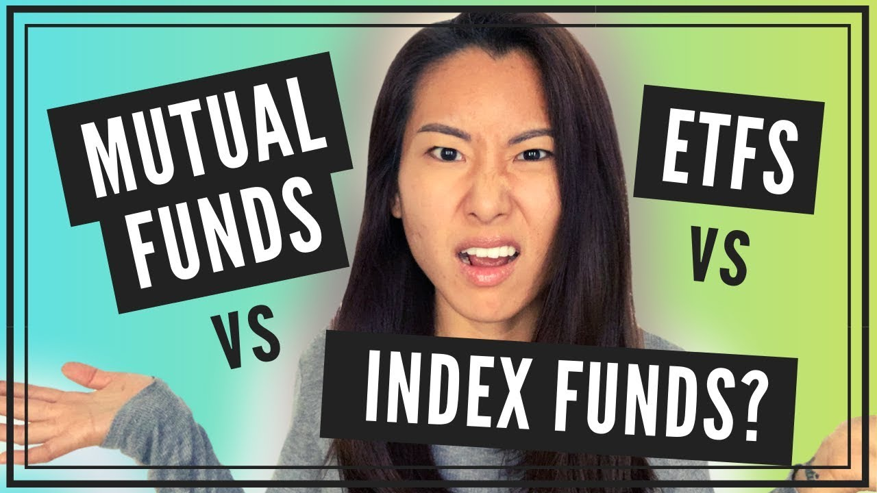Download Index Funds vs Mutual Funds vs ETF (WHICH ONE IS THE BEST?!)