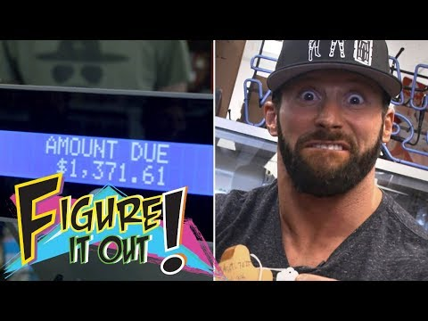 Zack Ryder drops $1371.61 on rare and vintage toys: Zack & Curt Figure It Out