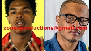 Atlanta Rapper Lil Baby EXPOSED by T.I. NEW Artist showin he not from southside!