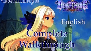 Odin Sphere Leifthrasir - Valkyrie Story Longplay | Complete Walkthrough {English, Full 1080p HD}