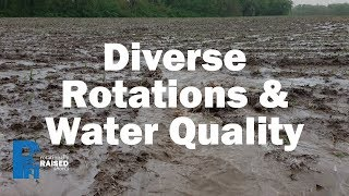 Diverse Rotations and Water Quality